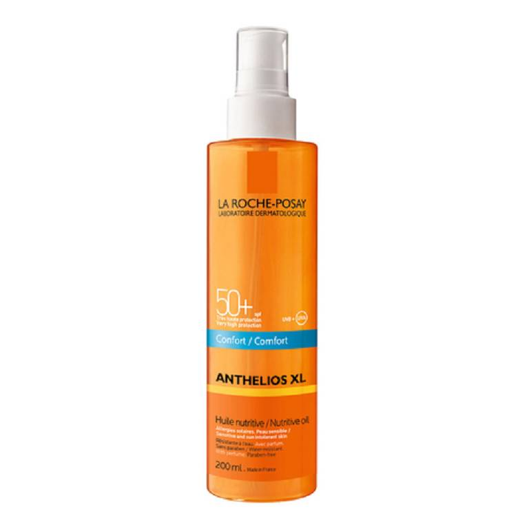 ANTHELIOS OLIO SPF50+ 200ML