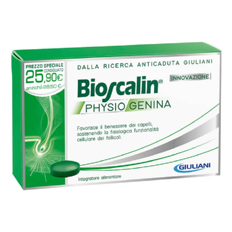 BIOSCALIN PHYSIOGENINA30CPR PS
