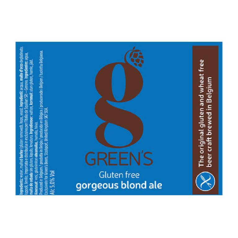 BIRRA GREEN'S BLONDE 330ML