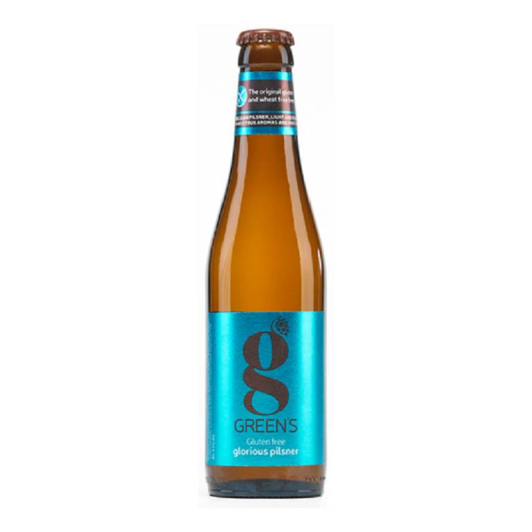 BIRRA GREEN'S PILSNER 330ML