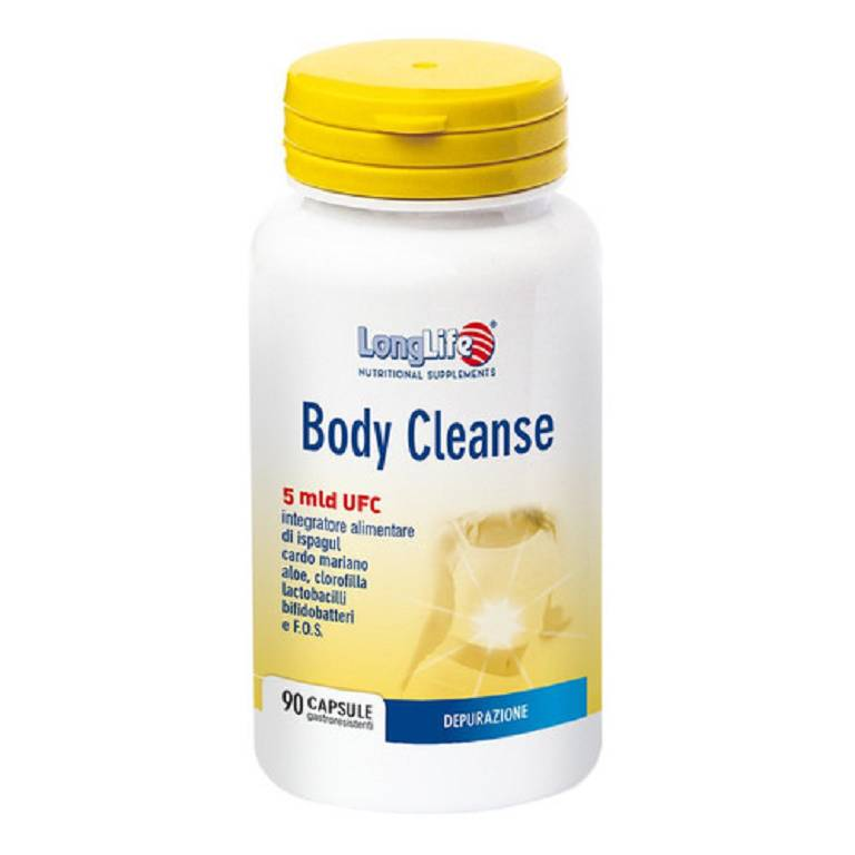BODY CLEANSE Integratore 90 capsule