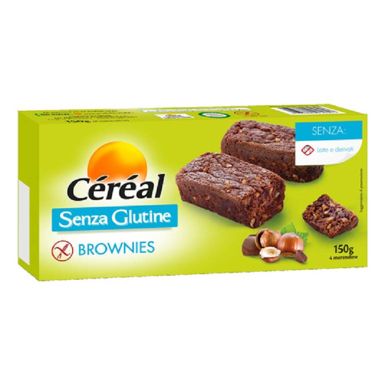CEREAL BROWNIES 150G