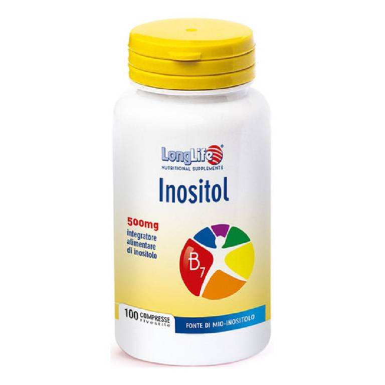 Inositol 500mg 100 compresse