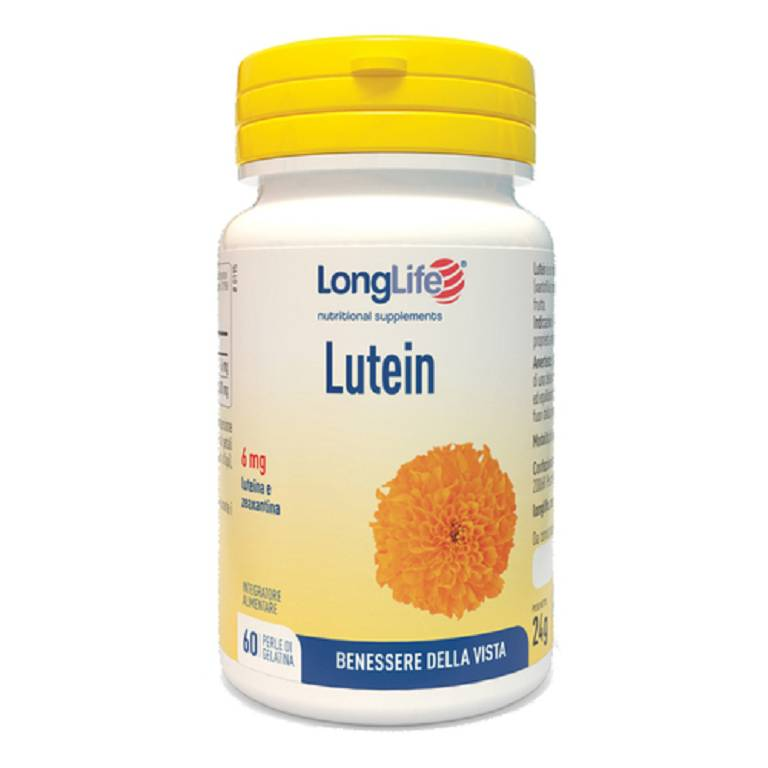 LONGLIFE LUTEIN 60PRL