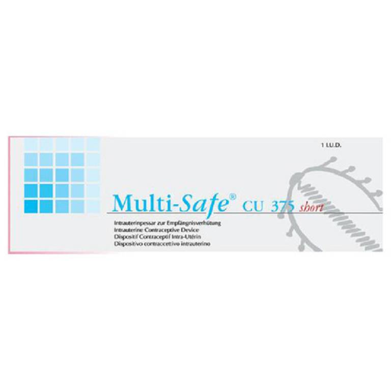 MULTI-SAFE CU 375 SHORT