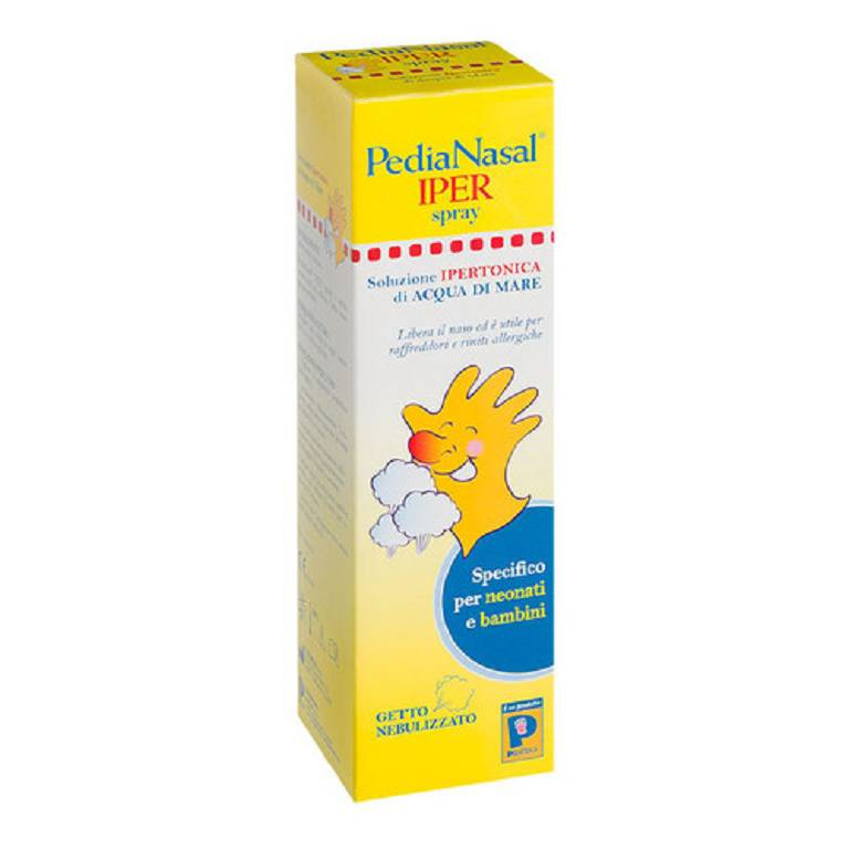 PEDIANASAL SPRAY IPERTON 100ML