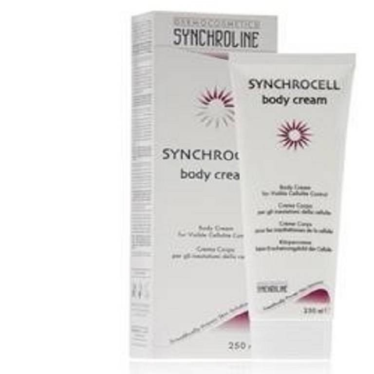 SYNCHROCELL BODY CREAM 250ML